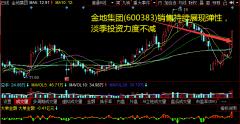 金地集团(600383)销售持续展现弹性,淡季投资力度不减