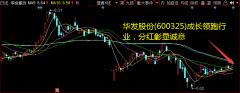 华发股份(600325)成长领跑行业,分红彰显诚意
