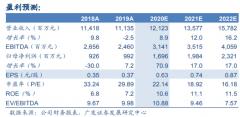 安迪苏(600299):蛋氨酸量价齐升、特种产品放量,20H1归母净利润同比增35%