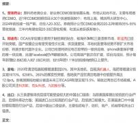 【脱水研报】复合材料黑马!特斯拉电芯胶带一级供应商,深度受益OCA光学胶膜国产,高端项目落地后利润将提升6倍