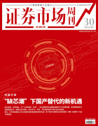 """证券市场红周刊(""""缺芯潮""""下 国产替代的新机遇)2021-04-17"""
